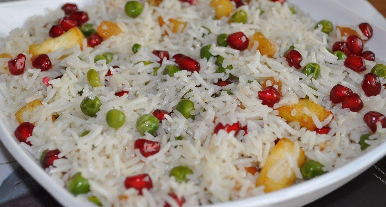 Matar ka pulao Recipe in Urdu Indian food recipes, Food