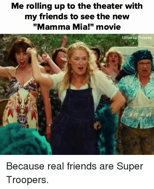 Super Troopers Meme That Little Guy