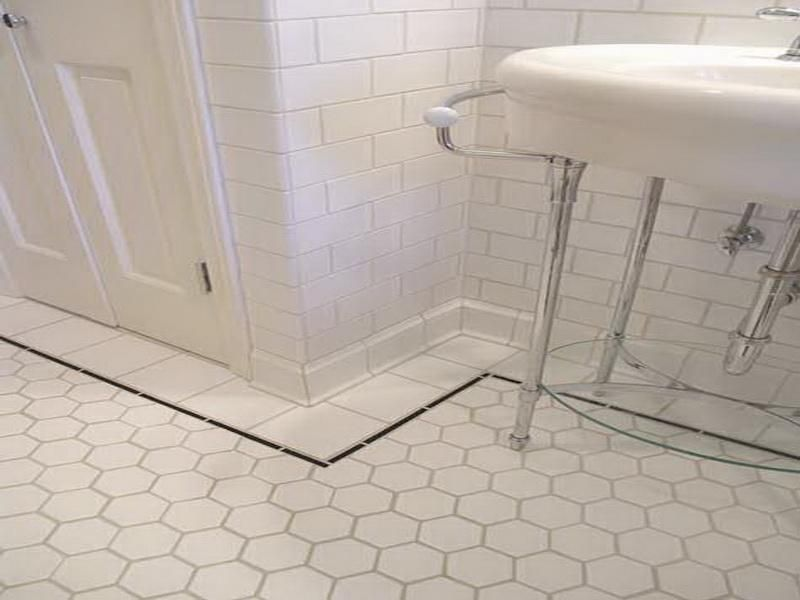 Bathroom Flooring Ideas Photo Above Is Section Of The Right Floor Covering