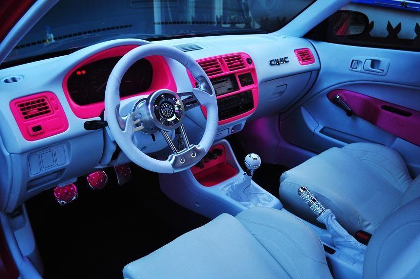 Interior Modificado cars modified interior Interior