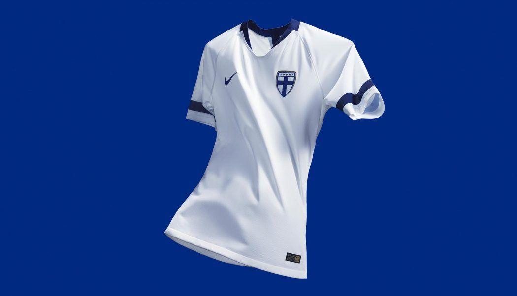 Nike dévoile les nouveaux maillots de la Finlande | Maillot