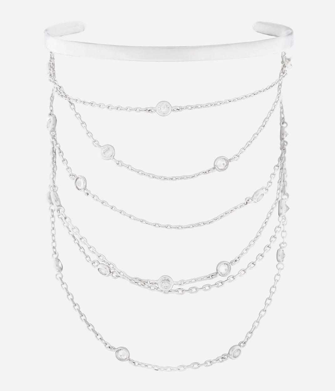 Luxe Uptown Swag Cuff Bracelet | New Arrivals | Henri Bendel