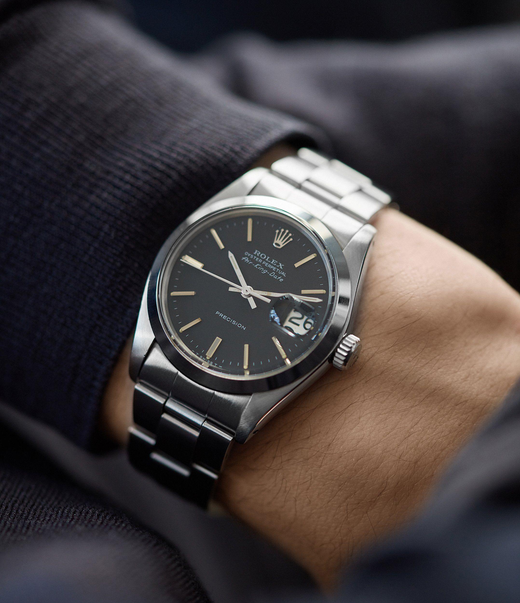 Les montres Rolex sont fabriquées à partir des meilleures