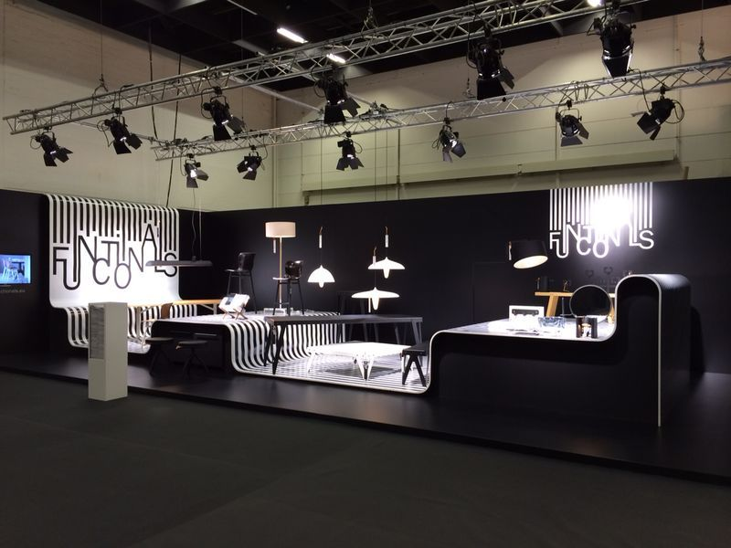 Functionals at IMM Cologne Hall 3.2 Stand D-005.