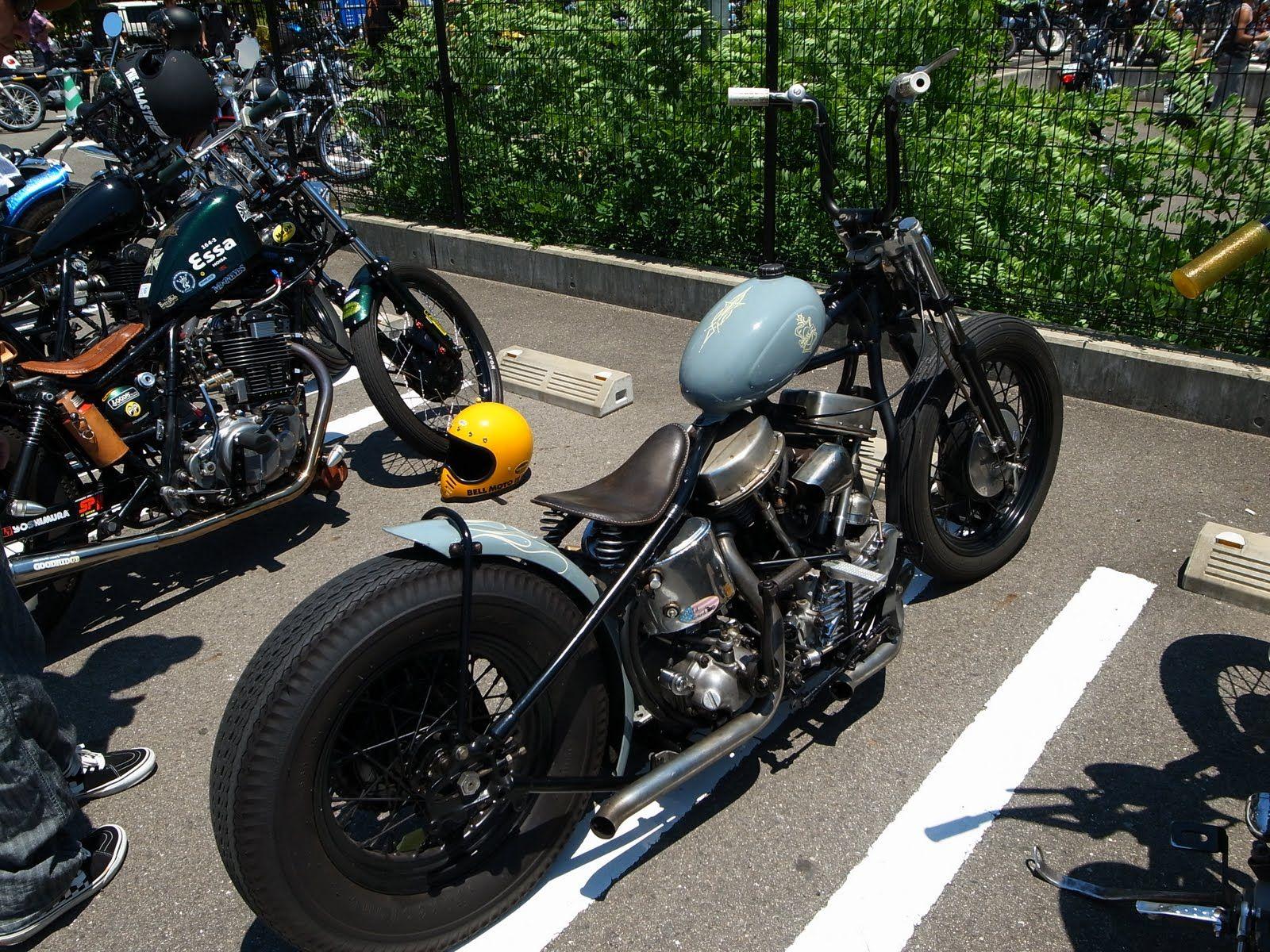 Japan Scene Motor Bikes Page 52 The Jockey Journal Board Motorcycle Bobber Bikes Bobber Motorcycle [ 1200 x 1600 Pixel ]