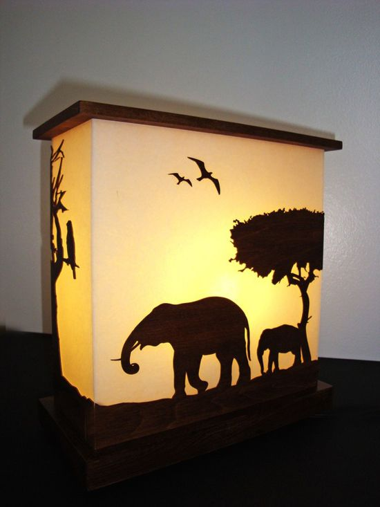 San Francisco Zoo Table Lamp