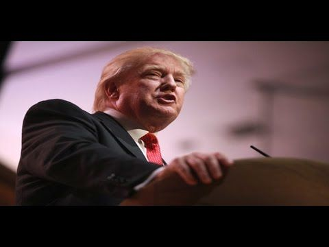 "SHOCK: Donald Trump  Tells The World: ""I Have  Inside Information On  Al..."
