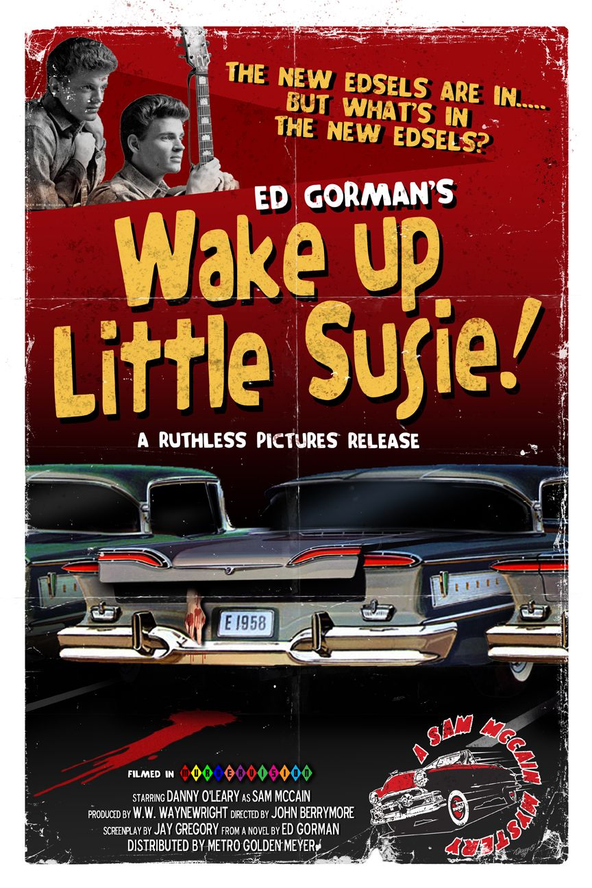 """""""Wake up Little Susie!"""", the film Broadway shows, Comic"""