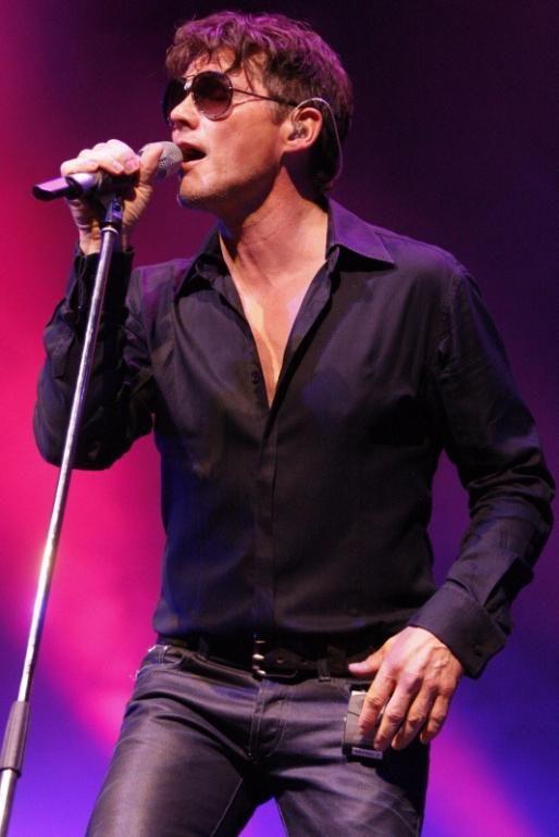 Picture gallery of Morten's show in Frankfurt, May 3, 2012