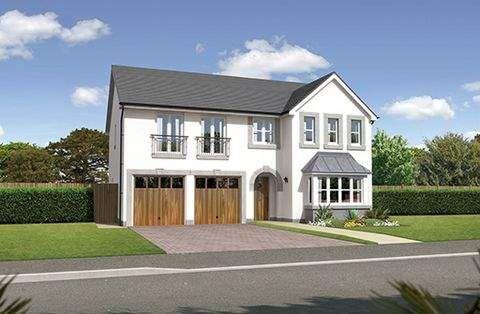 £484,707 5 Bed House, Westhill, Aberdeenshire, Scotland