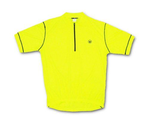 58826c8a5 Canari Cyclewear Mens P2 Jersey Short Sleeve Cycling Jersey Killer Yellow  Large     You can find out more details at the link of the image. (Note  Amazon ...
