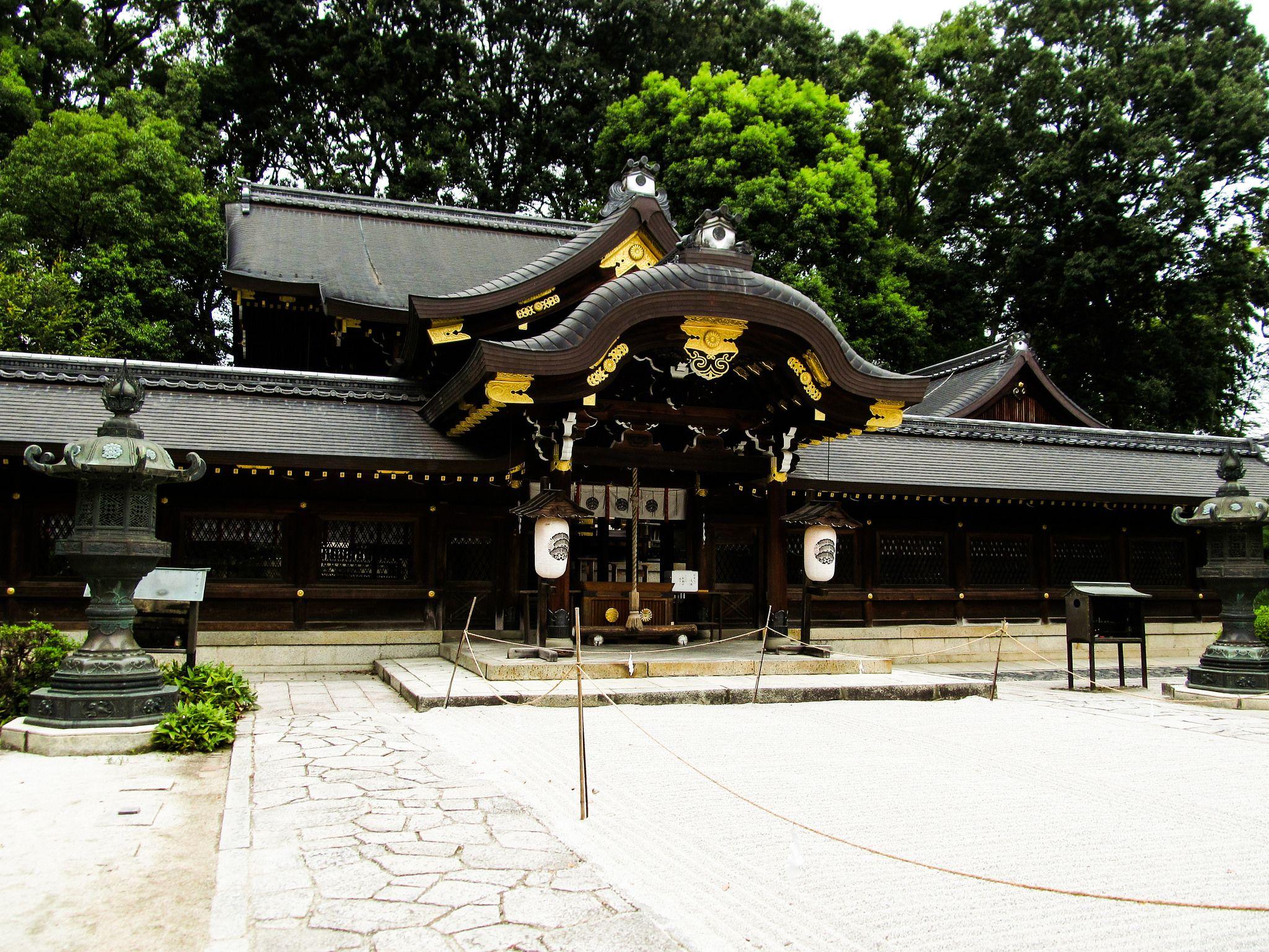 https://flic.kr/p/yJCpsc | Imamiya-shrine-1