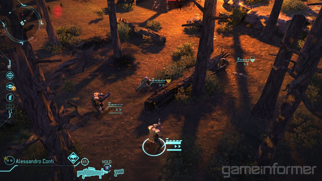 Xcom Enemy Unknown Is Comming To Ios Enemy Unknown Enemy Make It Simple