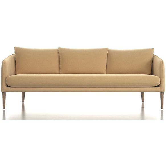 Remarkable Rhys Bench Seat Sofa Reviews Crate And Barrel Living Uwap Interior Chair Design Uwaporg