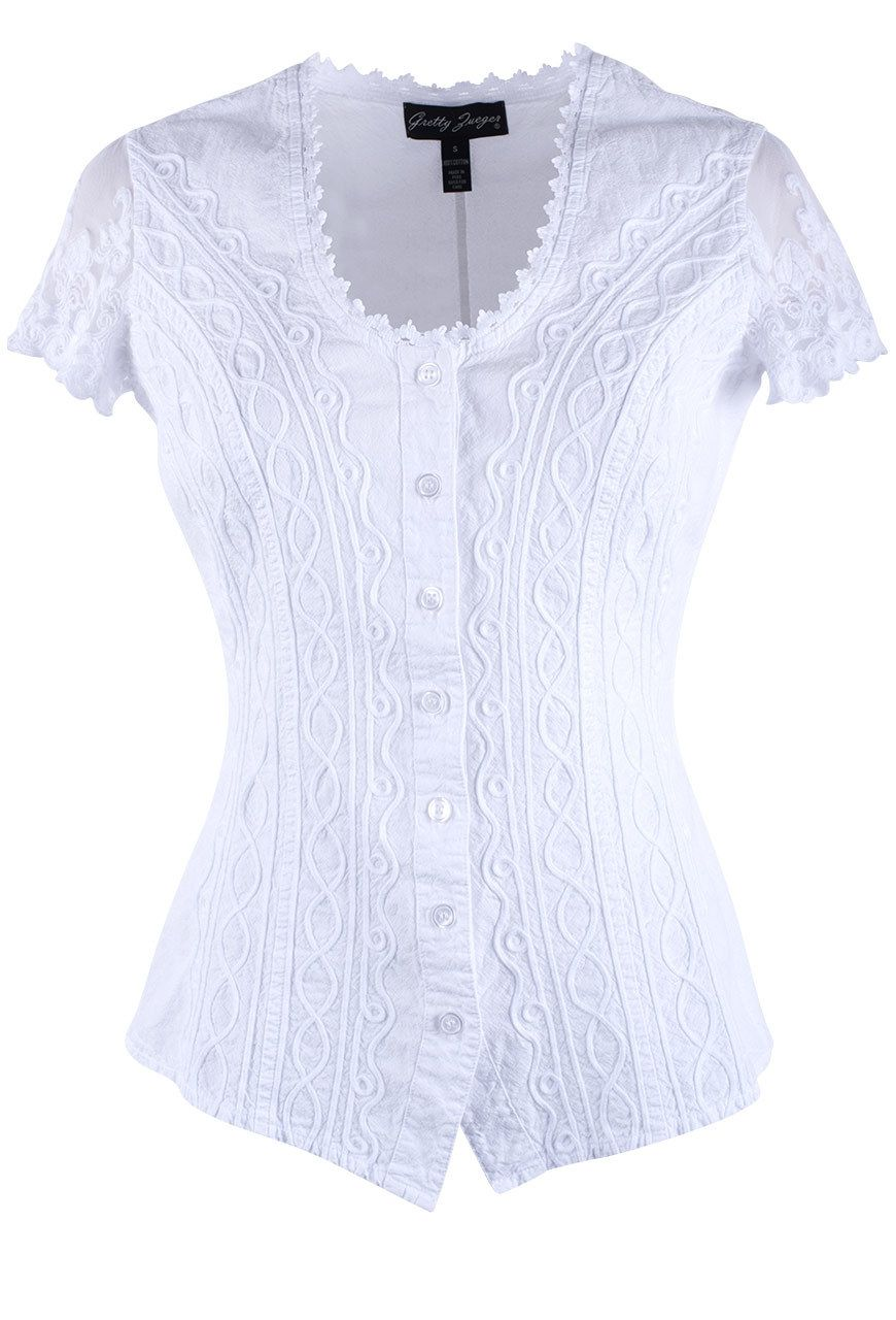 e521db4ac GRETTY ZUEGER LACE CAP SLEEVE TOP. Find this Pin ...