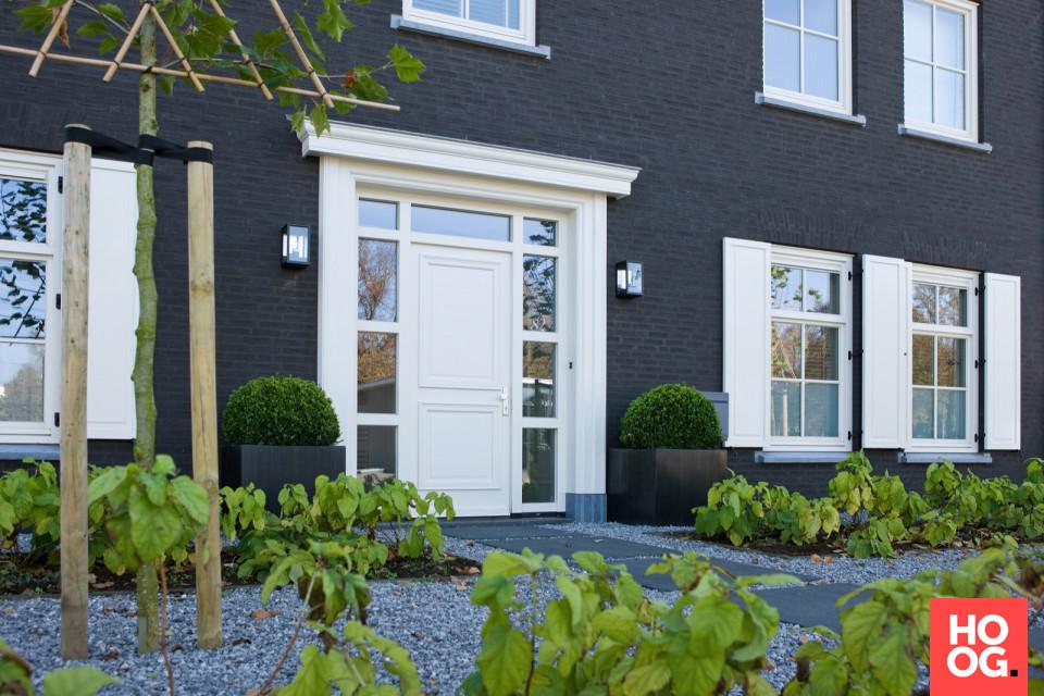 Groothuisbouw herenhuis doetinchem luxe villabouw door
