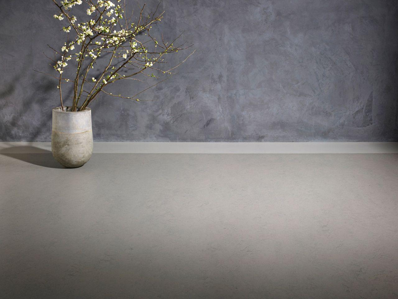 Linoleum Vloer Grijs : Marmoleum selected by piet boon linoleum grijs inloop kamer