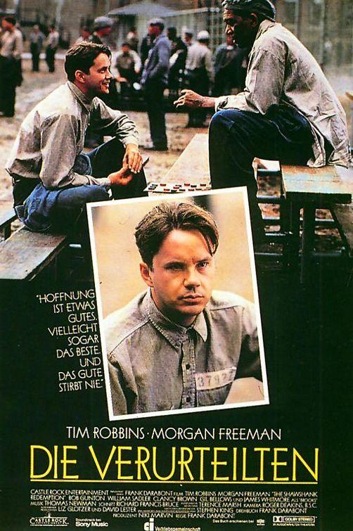 The Shawshank Redemption Movie Poster Cartazes Iv Filmes E Cartaz