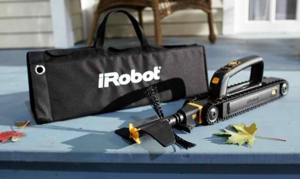 iRobot Looj 330: The task of cleaning gutters is an unenviable one. Entrust the job to the iRobot Looj 330, then sit back in a lawn chair to watch this humbly miraculous machine kick out the muck.