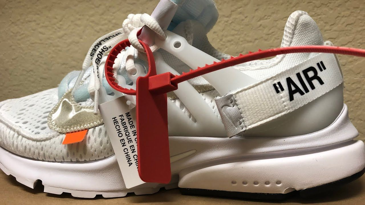 e51e11a5ce15 Kobafiles with friends  Nike OFF-WHITE Presto Giveaway - YouTube ...