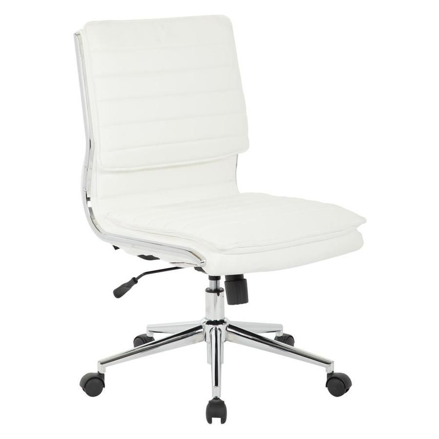 Faux Leather Mid Back Managers Chair