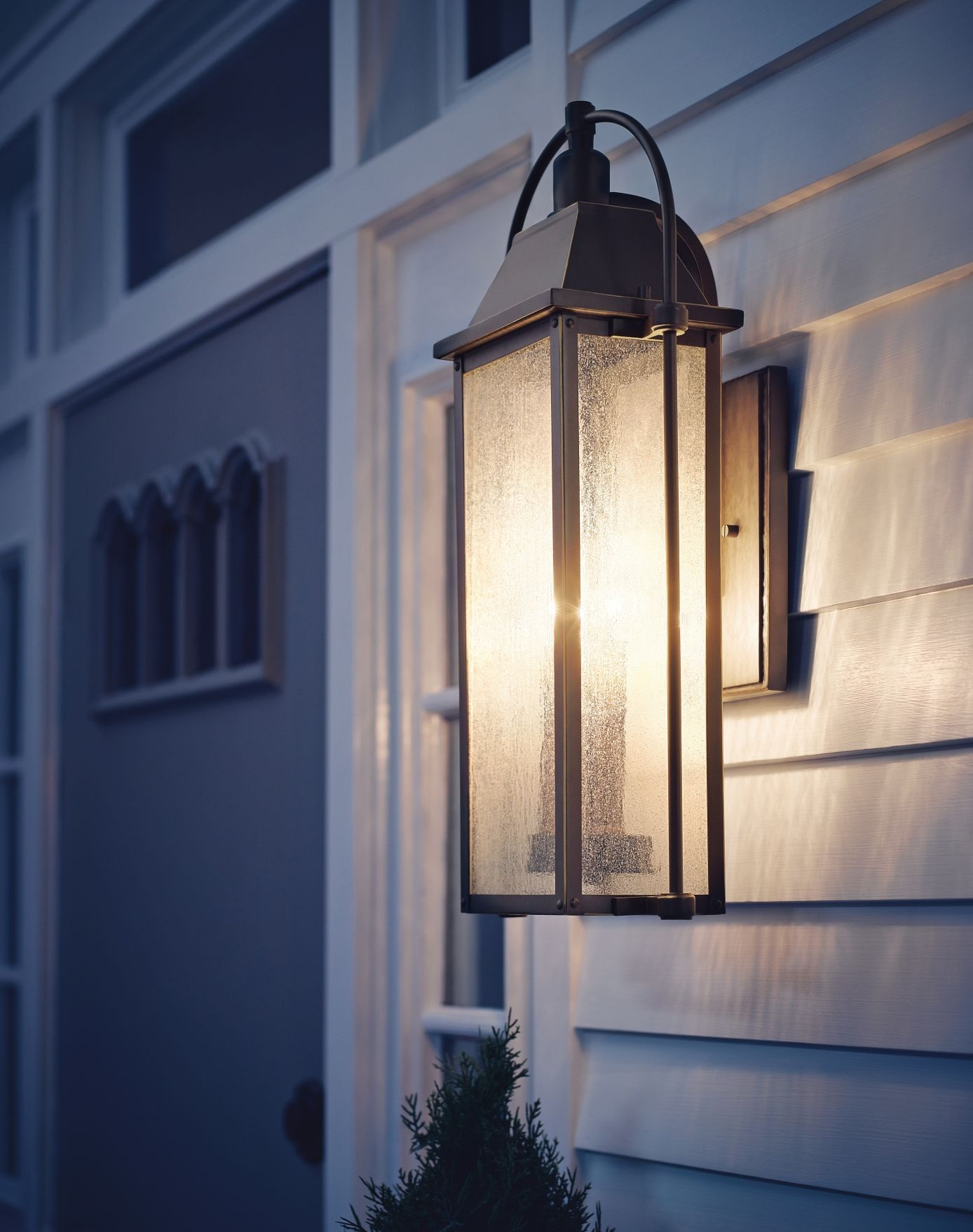 Kichler Harbor Row 23 25 Outdoor Wall Lantern In Olde Bronze Outdoor Wall Lantern Vintage Outdoor Lighting Wall Lantern