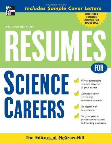 Science Majors and Potential Jobs
