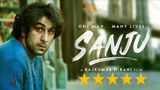 Sanju Movie Review : Ranbir Kapoor Is Flawless as Sanjay ...