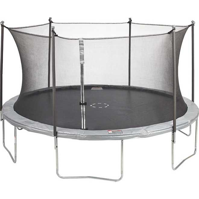 JumpZone 14 ft Trampoline with Enclosure | Academy in 2020 ...