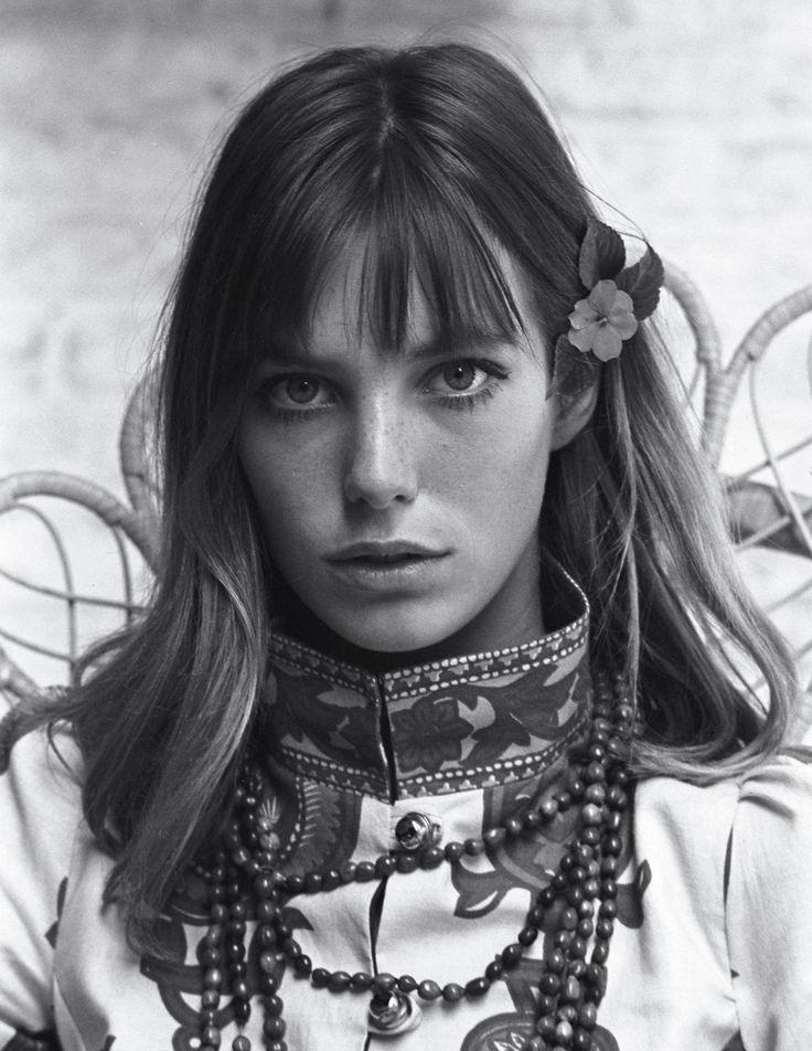 Jane Birkin by Philippe Le Tellier, Paris Match