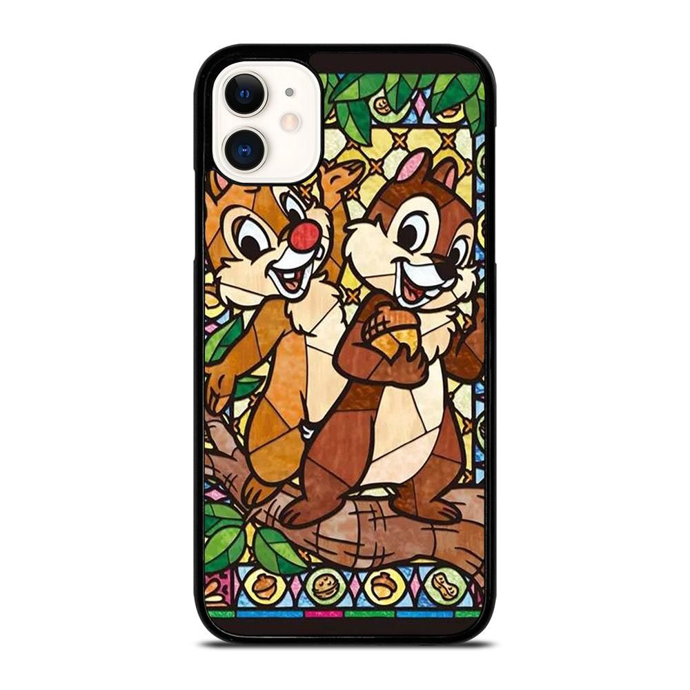 Chip And Dale Disney Glass Iphone 11 Case Cover Casesummer In 2020 Chip And Dale Iphone 11 Pro Case Iphone 11