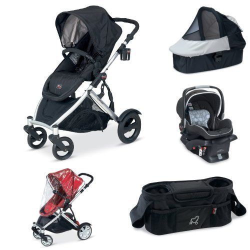 639.39_____Britax B-Ready Stroller, Car Seat, and Bassinet Bundle ...