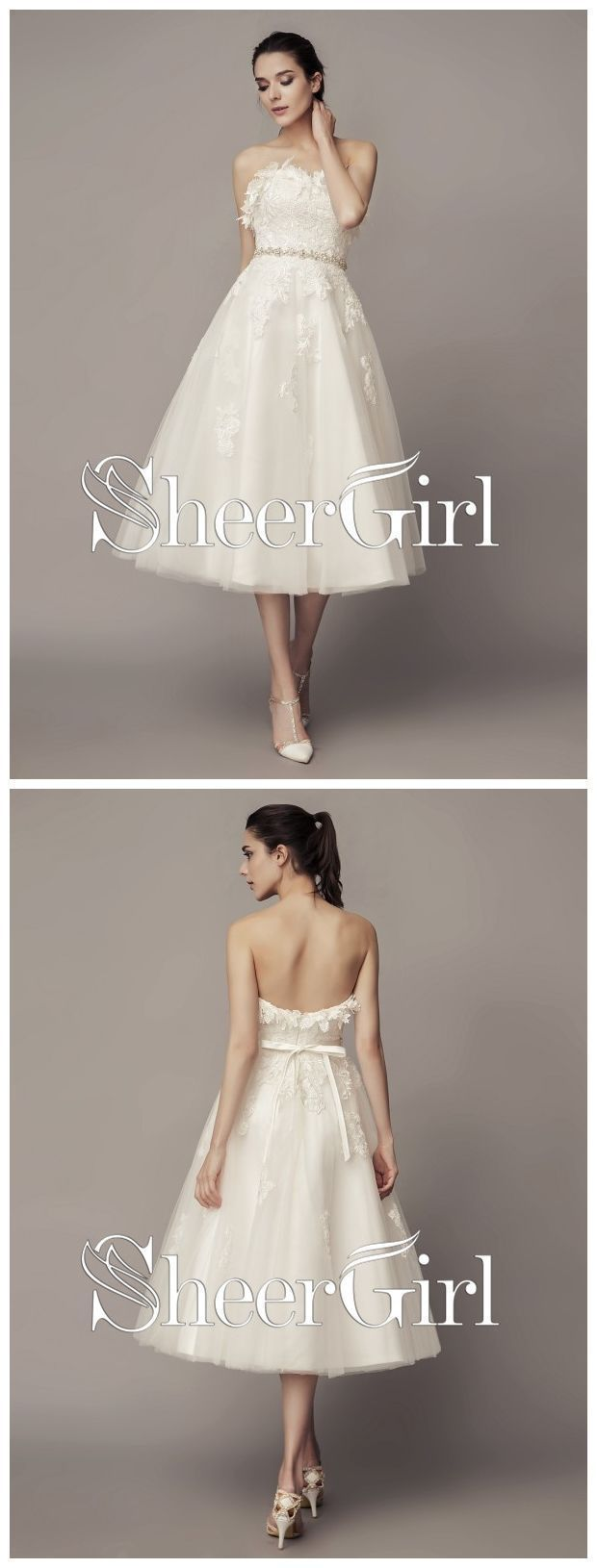 Short wedding dresses plus size wedding dressescheap wedding