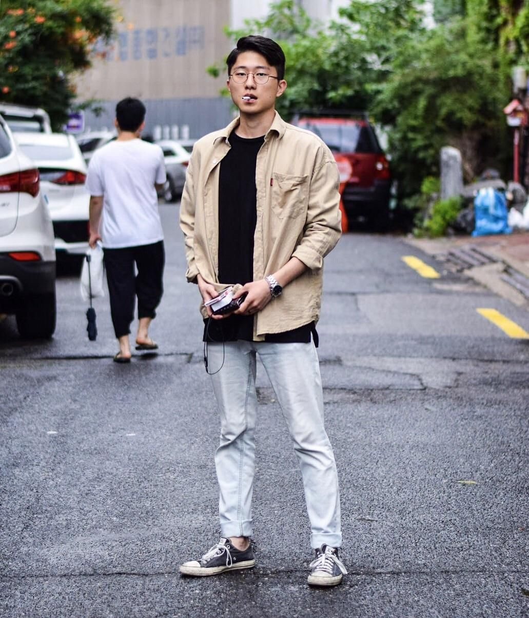 Mens fashion casual outfits, Hipster