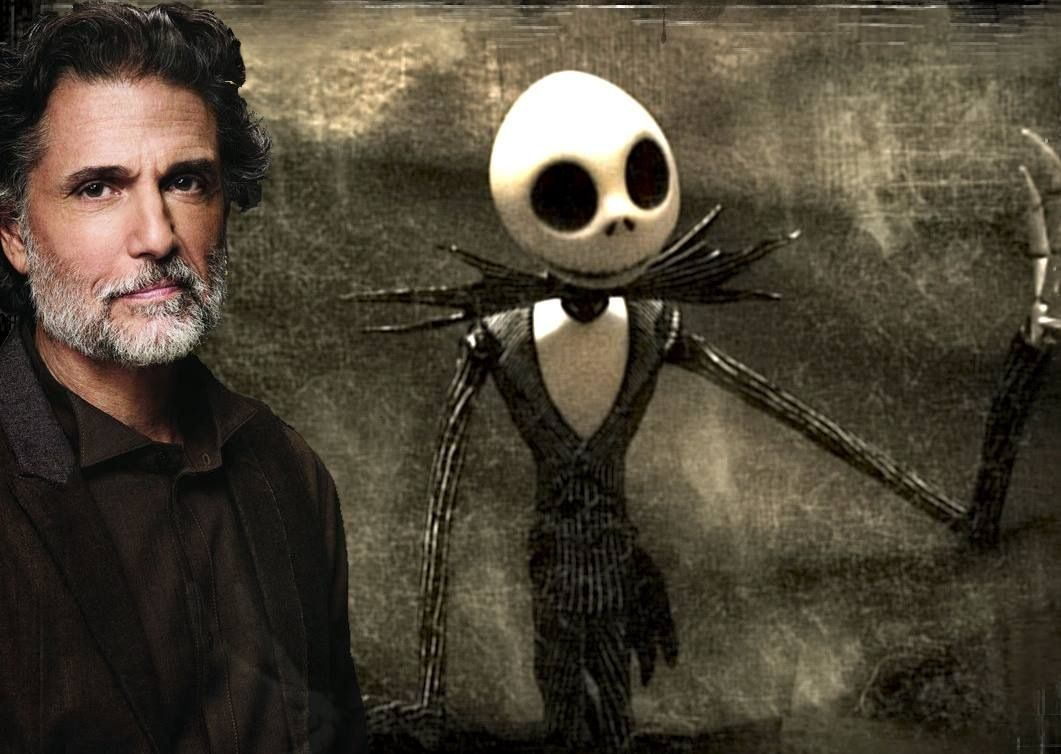 Chris Sarandon the voice of Jack Skellington (With images
