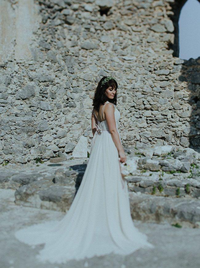 Amalfi, Italy Wedding at a Twelfth Century Basilica: Dianne + Rob
