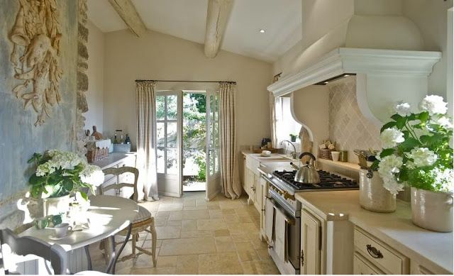 French Country Style Kitchens French Country 3 Pinterest