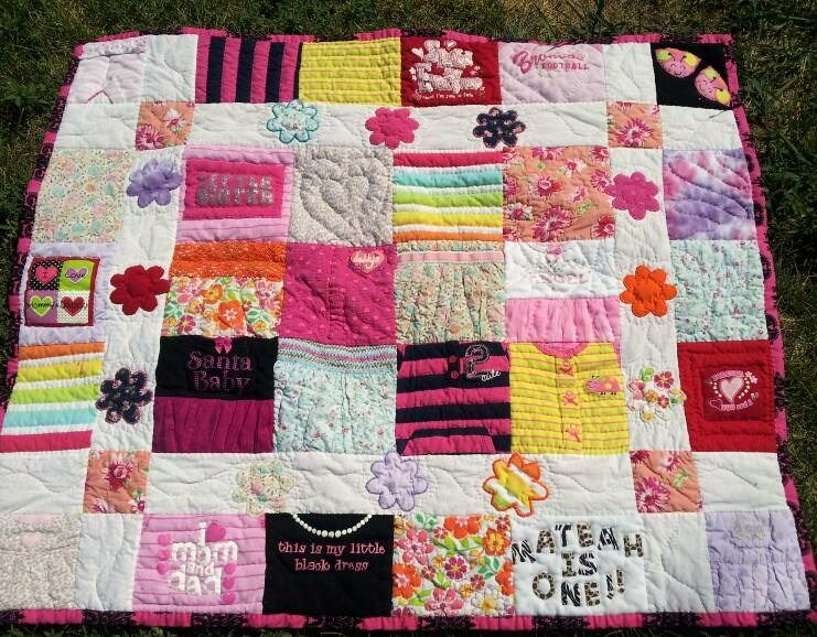 Baby Clothes Quilt Search Kids Stuff