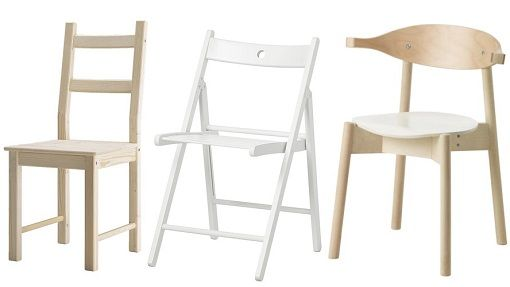 Sillas de cocina Ikea | IKEA | Pinterest | Sillas de madera, Ikea y ...