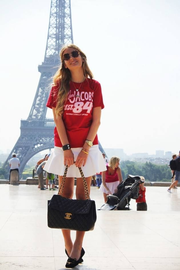 Trocadéro by The Pile Of Style