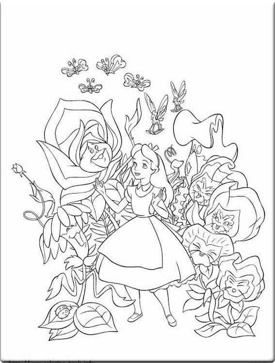 dibujos-para-colorear-alicia-en-el-pais-de-las-maravillas-alice-in ...