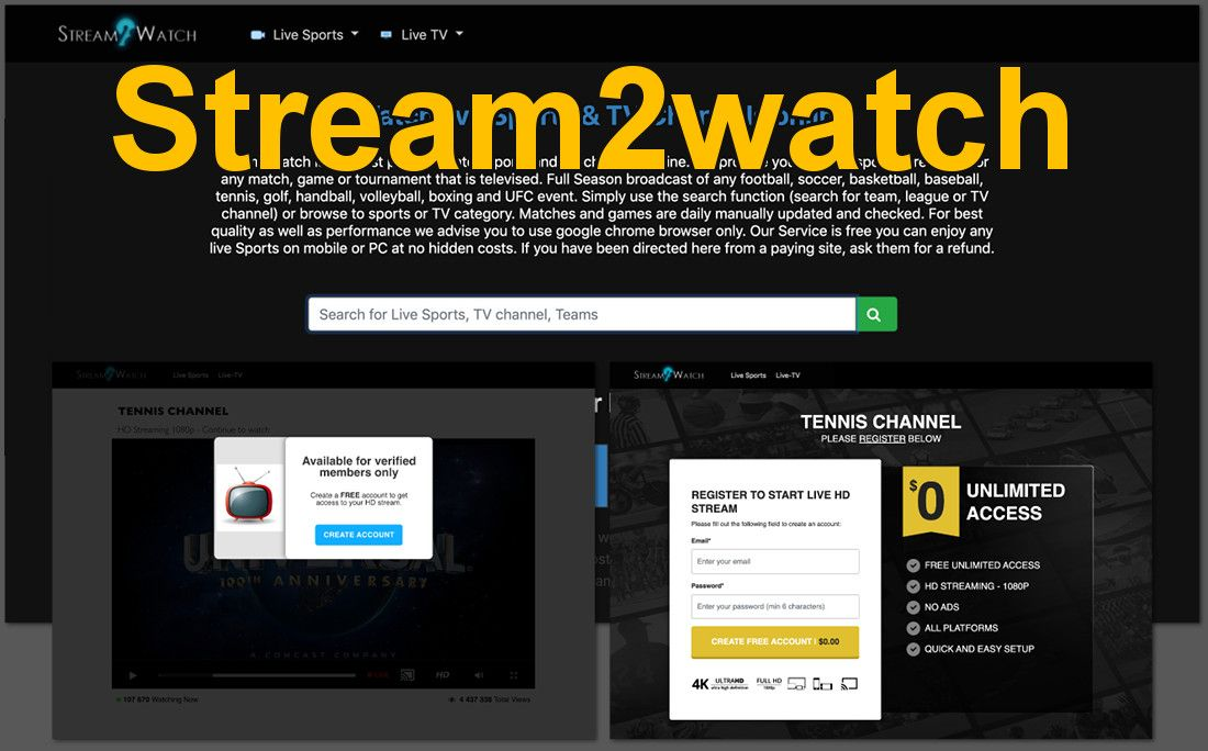 Stream2watch Alternative Stream2watch In 2020 Live Channels Online Streaming Discovery Channel