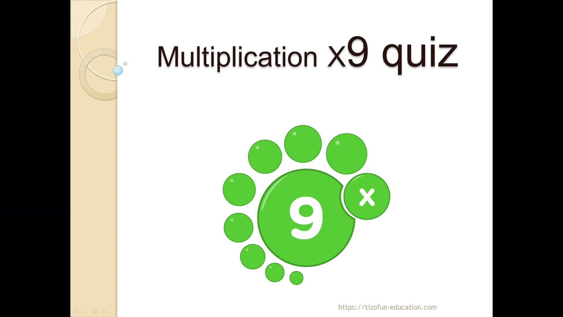 Pin on Multiplication - Apprendre les tables de multiplication