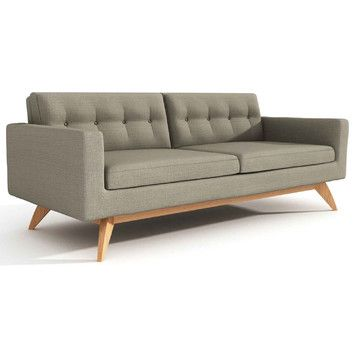 True Modern Luna Condo Sofa Does It Come In An Ultra Suede
