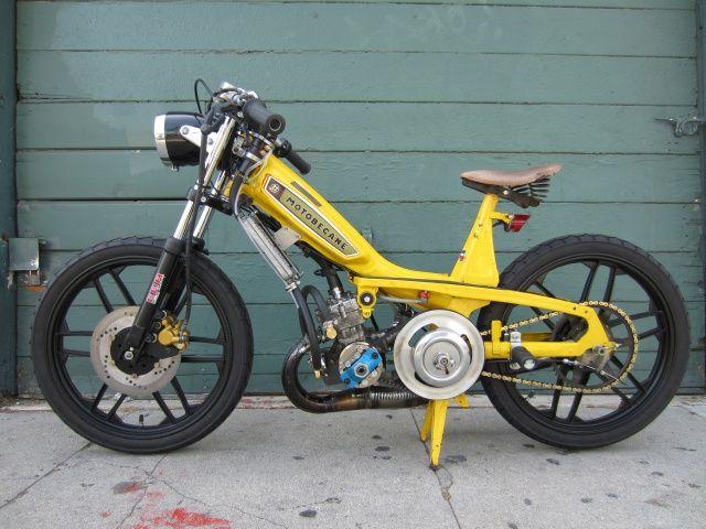 motobecane mbk moped mobylette custom moped pinterest mopeds. Black Bedroom Furniture Sets. Home Design Ideas