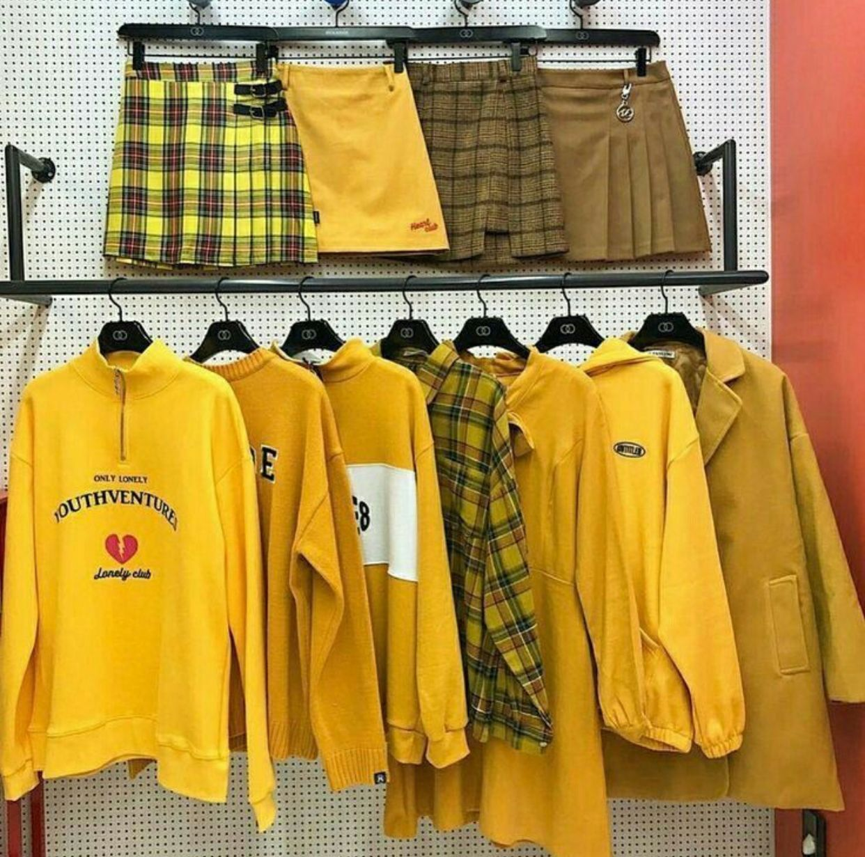 Mustard Yellow Aesthetic Pictures