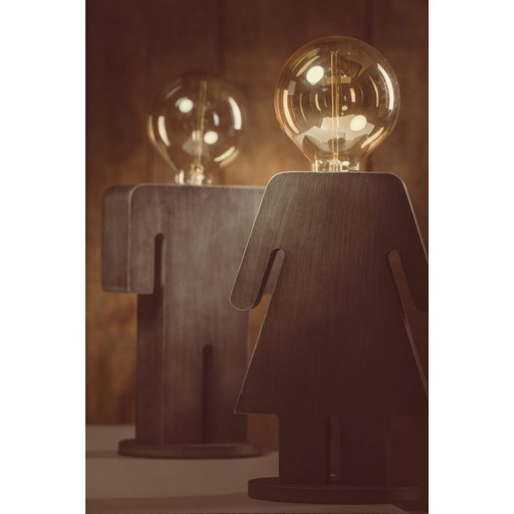 Adam and eve lamps retro table lamps retro table and table lamps uk aloadofball Image collections