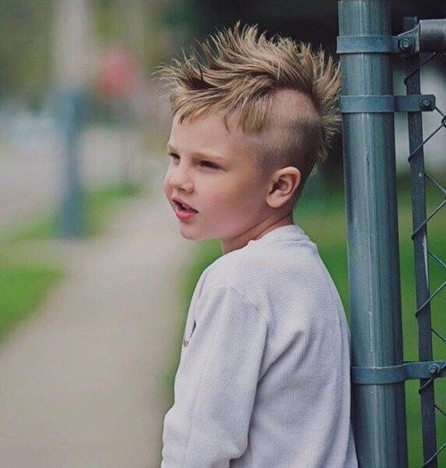 20 Awesome And Edgy Mohawks For Kids