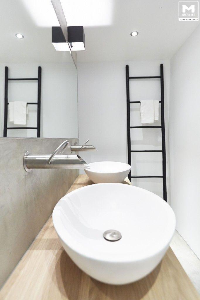 Badkamer betonstuc | | Badkamer | Pinterest