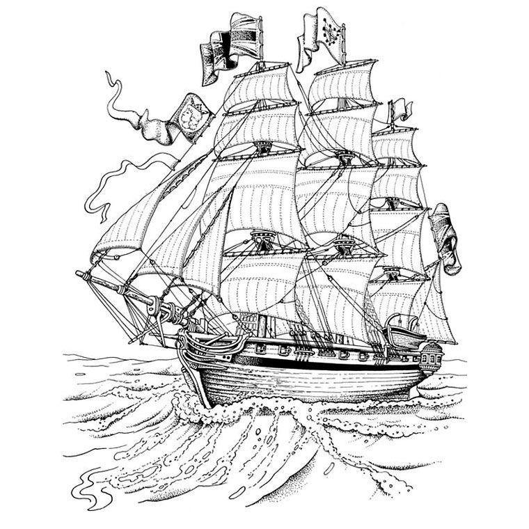 209 Dessins De Coloriage Pirate A Imprimer Sur Laguerche Com Page 15 Coloriage Bateau Pirates Dessin Coloriage